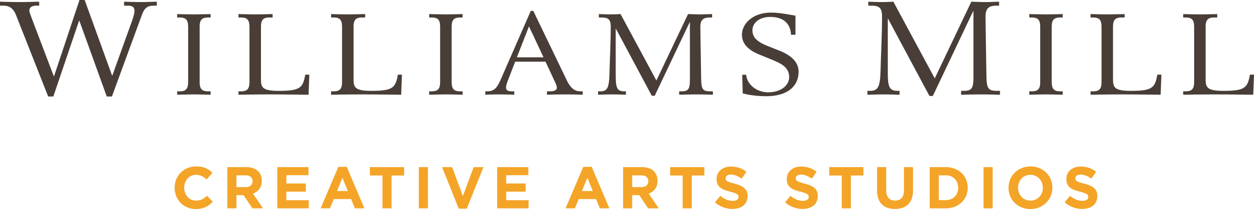Williams Mill Creative Arts Studios